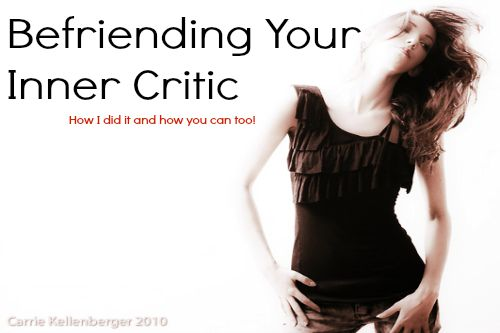 Befriending Your Inner Critic  Cybele Loening